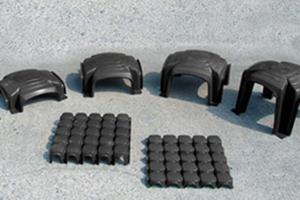 Soleras ventiladas materiales de construcci n para la - Forjado sanitario caviti ...
