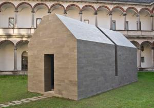 HOUSE OF STONE John Pawson - SISTEMA S1 de Fachada Ventilada